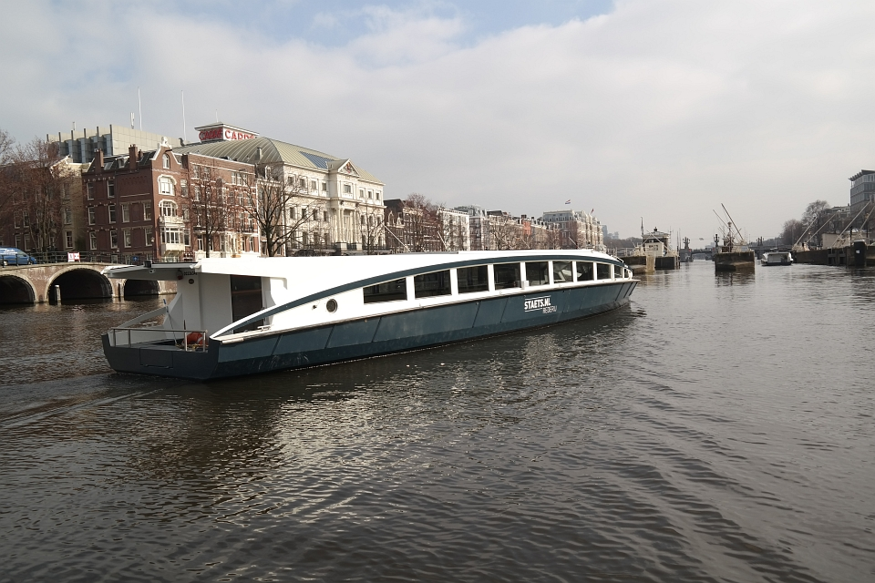 Rent a boat Amsterdam - Rederij Staets